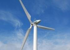 Wind NI 1011 Turbine Running 007