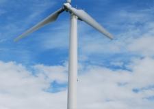 Wind NI 1011 Turbine Running 067