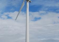 Wind NI 1011 Turbine Running 070